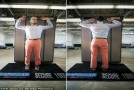 Controversial 'naked' airport scanners can be fooled into missing concealed weapons by a simple plastic sheet … and experts warn they are vulnerable to hacking