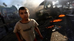 Dress the Gaza situation up all you like, but the truth hurts