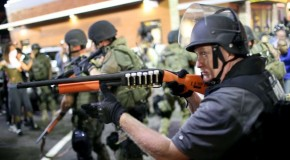 Ferguson: No justice in American police state