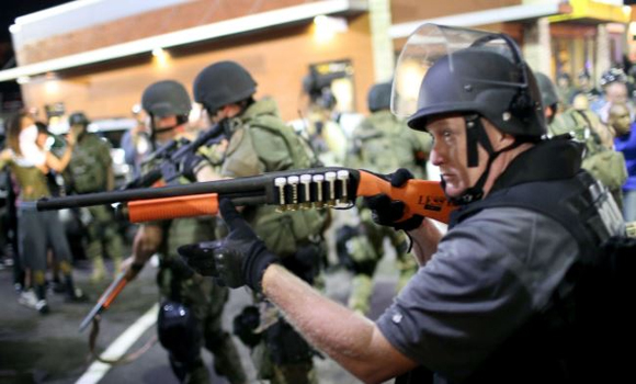 Ferguson No justice in American police state