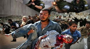 Gaza bloodbath brings shame on all Jews worldwide