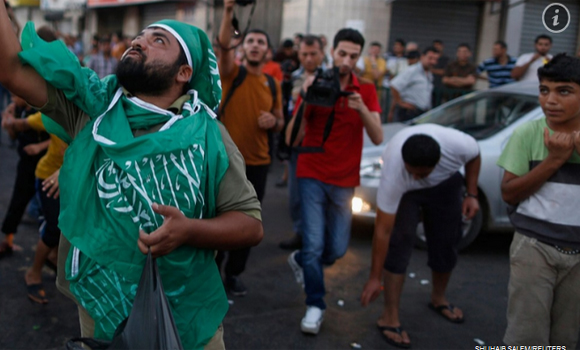 Gazans celebrate as officials confirm open-ended cease-fire