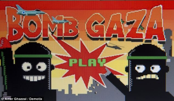 Google removes 'Bomb Gaza' mobile game from its app store after prompting complaints - but not before it is downloaded 1,000 times