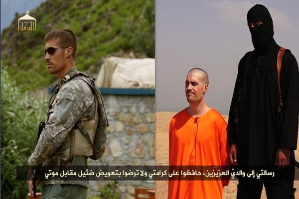 How ISIS Faked James Foley Beheading Video
