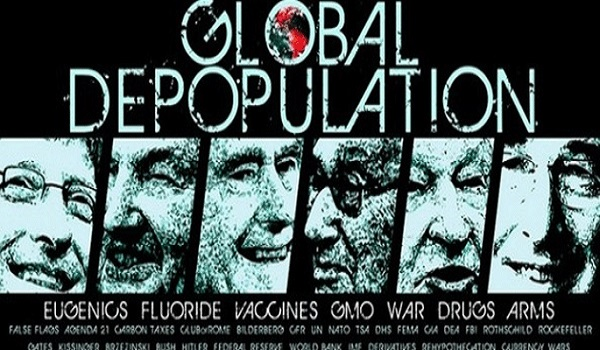 Human Depopulation is the Real Agenda