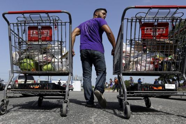 Hunger in America 1 in 7 rely on food banks