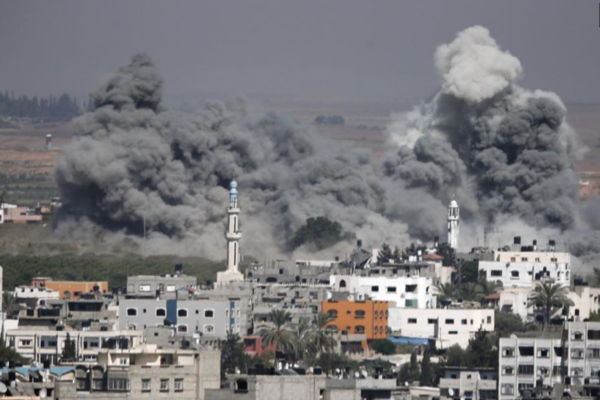 Is Israeli Aggression Based on End Times Prophesy