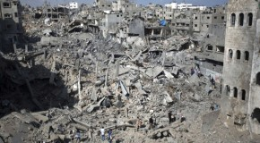 Israel: A Rogue Nation Commits Genocide As Palestine Is Destroyed Again