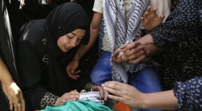 Israelis Intentionally Slaughtering Gaza Children