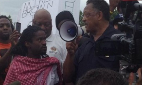 Jesse Jackson Gets Booed Off Stage After Asking For Money