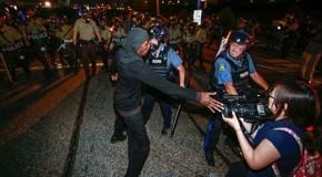 Journalism is under attack, and not just in Ferguson