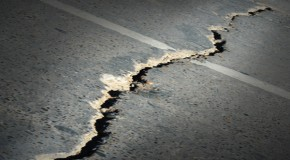 Man-made earthquakes weaker than natural earthquakes of same magnitude