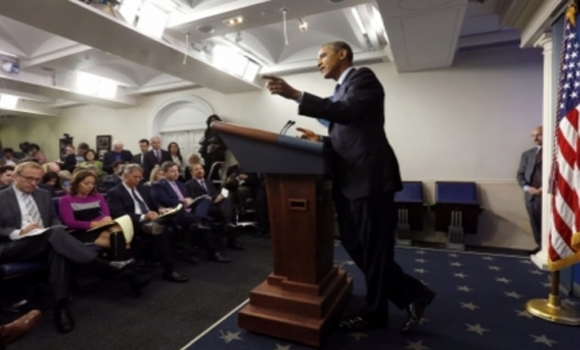 New York Times Reporter Calls Obama 'The Greatest Enemy Of Press Freedom In A Generation'