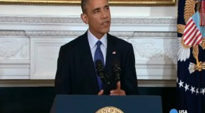 Obama authorizes airstrikes in Iraq to stop genocide