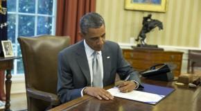 Obama signs bill giving Israel $225 million for missile defense system