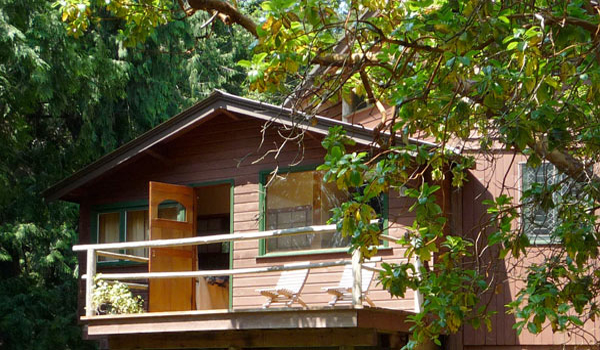 Raising a family off-grid requires very careful planning