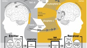 Researchers Achieve First Successful Telepathic Transfer