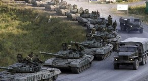 """Russia Prepares Large-Scale Invasion: """"Battle-ready Force of Infantry, Armor, Artillery, and Air Defense"""""""
