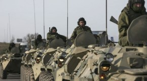 Russia military build-up dangerous: NATO