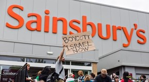 Sainsbury's removes kosher food from shelves amid fears over protesters