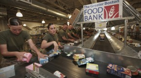 Study Finds 25% of Troops Use Food Banks