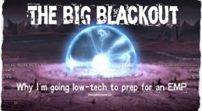 The Big Blackout: Why I'm Going Low-Tech to Prep for an EMP