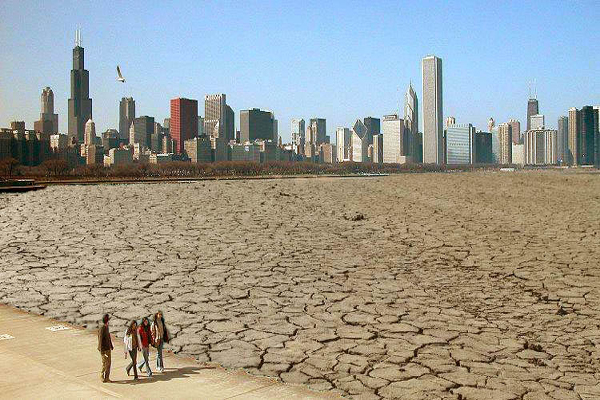 'There Will Be No Water' by 2040 Researchers Urge Global Energy Paradigm Shift