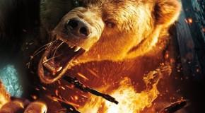 Time Russian Bear bared some fangs