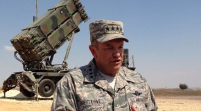 US Gen. threatens Russia with military response over Ukraine crisis