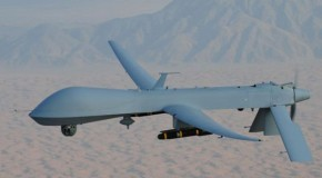 US begins using drones in northern Iraq
