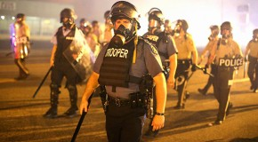 Video: 'Get the f*** out of here!' Ferguson cops threaten to shoot, mace reporters