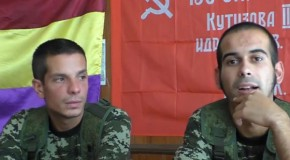 Video: 'Spreading the truth': Spanish volunteers join fight against Kiev in E. Ukraine