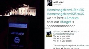 We are in your streets: ISIL Tweets USA
