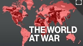 What Countries Are Currently At War? The Complete List