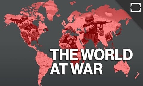 What Countries Are Currently At War The Complete List
