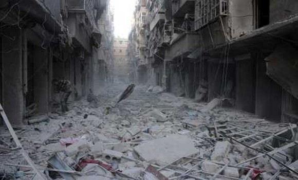With Syria buried in the news, hopes fade for ending world's bloodiest war