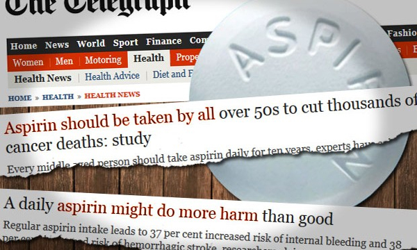 You Would Have to be Insane to Blindly Follow the Mainstream Media's Medical Advice