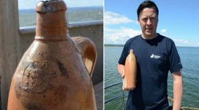 A 200-Year-Old Bottle's Surprising Contents: Still 'Drinkable'200-Year-Old Booze Found in Shipwreck