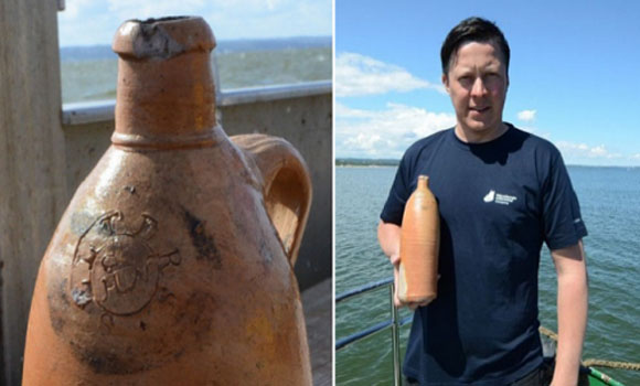 A 200-Year-Old Bottle's Surprising Contents Still 'Drinkable'200-Year-Old Booze Found in Shipwreck
