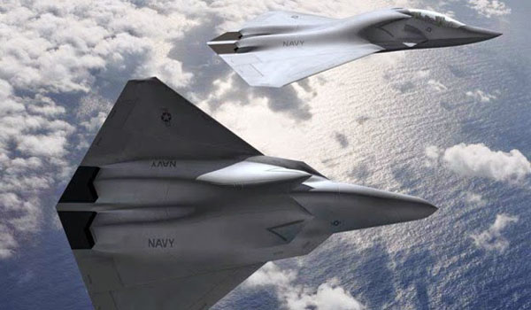 Artificial Intelligence Could Co-Pilot Future Combat Jets Navy Official
