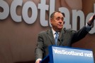 BBC accused of anti-independence bias after editing out Salmond's reply to 'bank exodus' question