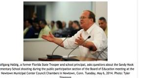Big Problem In News Video Of Sandy Hook School