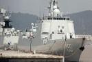 Chinese fleet of warships docks at Iran's Bandar Abbas