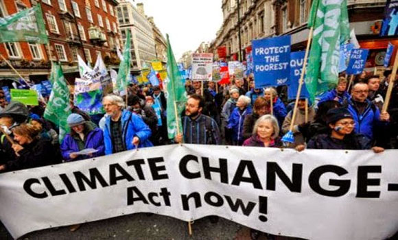 Climate March Hides Real Culprits and Real Solutions