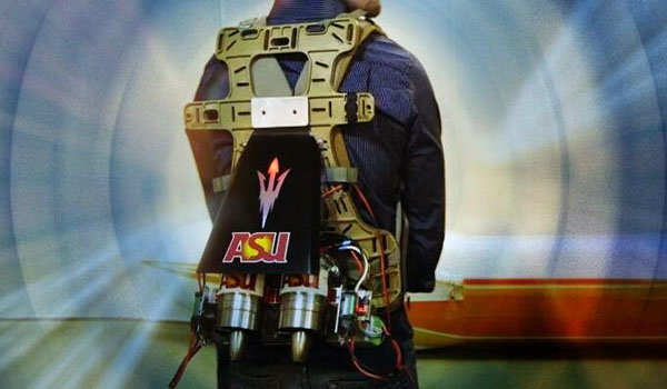 DARPA's Jet Pack Gives Supersoldiers a 4-Minute Mile