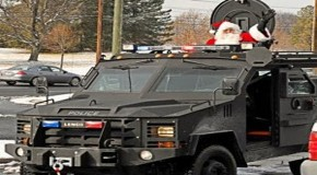 Get Your Christmas Gifts From The Police State!
