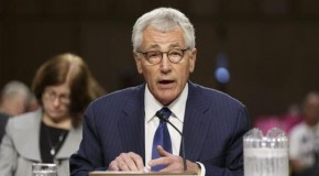 Hagel: US military, not Obama, to decide on Syria airstrikes