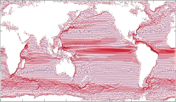 Here Is How Pollution Travels Through The World's Oceans