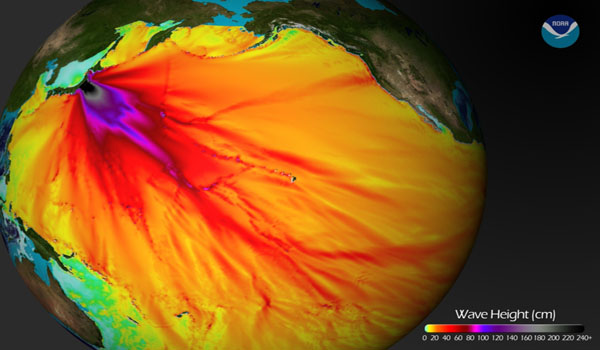 How Badly Is Fukushima Radiation Damaging the Pacific Ocean