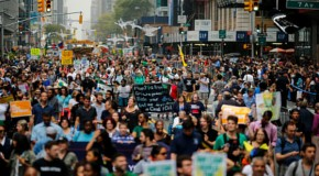 Largest climate march in history – your pictures